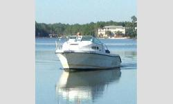 230S Cobia with 2011 Yamaha 250 Four Stroke motor and gauges new spring of 2012. 1996 boat with stove, sink, new headliner, new cushions and porta pot. New Garmin 500 series GPS map and depthfinder. Stereo with remote, trim tabs, marine radio, full cover,