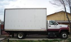 I HAVE 1996 TOP KICK BOX TRUCK FOR SALE IT IS IN GOOD CONDITIONS,LOW MILE 51700,CLEAN TITLE,TIRES 90% GOOD,IT HAS 2 GAS TANK,5 SPEED,8 CILINDER, GASOLINE REAR WHEEL DRIVE,RUNS PERFECT.