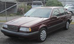 1996 Volvo 850 Will be auctioned at The Bellingham Public Auto Auction. No Minimum/No Reserve Saturday, August 6, 2016 at 11 AM. Preview starts at 8 AM Located at the corner of Kentucky & Iron Streets in Bellingham, Washington. Call 360-647-5370 for more