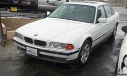1997 BMW 740 Automatic, Clean title, Great car, $3,000 OBO Serious buyers only --