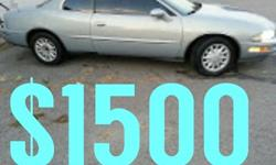 1997 Buick Riviera, leather, AC/HEAT, sunroof, dual climate control, great tread on tires, TV/DVD, 134k miles...