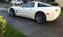 1997 Corvette Coupe with Targa Top 45,100 Miles. P, --