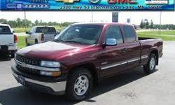 Clean straight body, new tires, new battery, cold air conditioning,, built in cd player, bed liner, only 124,000 miles. regular maintenance always kept up. We also have had Silverados and kept them to 250,000 still running great. We just don't need a
