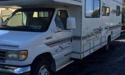1997 Coachmen RV. Great family RV with lots of room for your friends and family (sleeps 8).4000 Watt Onan generator and new tires. Call or text Anthony 702-683-2316