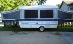 Sleeps 10-As 3-way refrig-heater and cooking stove.