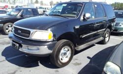1997 Ford Expedition SUV Black / Tan 4 Doors 5.4L 230.0hp 8 Cylinders Automatic Transmission 278,811 Miles VIN: 1FMFU18L8VLB76847 MORE INVENTORY @ OUR WEBSITE ************** www.drewsautosales.com **************   CHEVY IMPALA DODGE CHARGER
