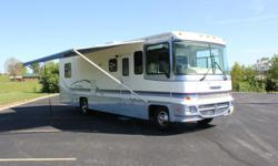 Price:$7800 -- Great condition, everything works -- 1997 Gulf Stream Sunsport Motor Home -- Contact me for more photos and vehicle location.