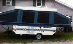 VERY GOOD CONDITION. INTERIOR NO WEAR OR TEAR NOTED.ALL APPLIANCES WORK VERY WELL. REFRIDGERATOR GAS OR ELECTRIC.HEATER GAS.AIR CONDITION ELECTRIC.TIRES GOOD SHAPE.ROOF DOES NOT LEAK.PULLS WELL WITH SMALL VEHICLE.ELECTRIC LIFT WORKS PERFECT NO
