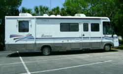 Price: $7800 -- Great condition, everything works --1997 Winnebago Itasca Sunrise 32RQ MOTOR HOME-- Contact me through contact seller button for more photos and vehicle location.
