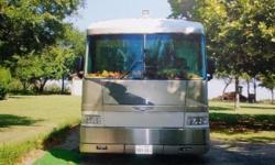 Always Stored Inside, No Smoking, No Pets INTERIOR FEATURES: Ceramic Floors, Carpet, Cherry Wood Cabinet, Corian Counter Tops, Full Kitchen, Side by Side Fridge, Separate Ice Maker, Conv. Microwave, Stove Top, Dining Table & 4 Chairs, Shower w/ tub,