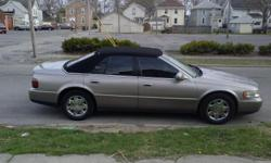 1998 Cadilac Seville for sale 110,000 miles, very clean, no dents, scratches, or rust, the rag top has no sun damage or rips, new rear brake pads we do have the front pads just haven't put them on yet, fresh oil change, new struts, all electrical works,