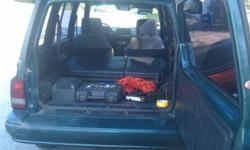1998 Chevy Tracker, 4x4 110xxx Miles, Excellent condition...5 door vehicle Call 207-490-6829,..ask for Angel