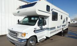 Price:$5300 -- Great condition, everything works -- 1998 Coachmen Travel Master 301 Class C Motor Home -- Contact me for more photos and vehicle location.