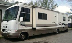 Price: $6800 -- Great condition, everything works -- 1998 Damon CHALLENGER M-330 34'6 RV Motor home -- Contact me for more photos and vehicle location.