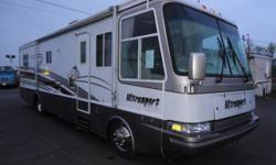 Price: $7800 -- Great condition, everything works -- 1998 DAMON ULTRASPORT 3670 36 MOTOR HOME-- Contact me through contact seller button for more photos and vehicle location.