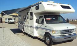 Price: $5600 -- Great condition, everything works -- 1998 FLEETWOOD PHOENIX FLYER CLASS C RV W GENERATOR MOTOR HOME-- Contact me through contact seller button for more photos and vehicle location.