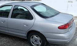1998 Ford Contour - $1,900 -- 6 cyl, 5 spd, 4 doors, runs great, new tires, 170,000 mi. 1998 Ford Contour LX Condition: One owner, Clean Title Mileage: 170,000 Transmission: 5 speed Manual Engine: V6 2.5L 24V DOHC This is a daily driver with good