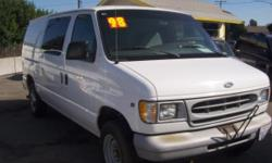 City Cars Ci4223 . Price: $4995 Mileage: 126,000 Color: WHITE BodyStyle: 3 DOOR VAN; CARGO Stock: PARS 48 Trim Color: GREY Transmission: AUTO Engine: V8, 5.4L (330 CID); SOHC 16V; EFI