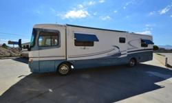 Holiday Rambler Endeavor has been dedicated to building quality RV's for some time now. There are so many extras you get with purchasing these great motorhomes. Some of these extras are alum body Structure, Nice wood cabinetry throughout the coach. Nice