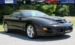 1998 PONTIAC TRANS AM RS6 RAM AIR! 6 Speed Manual Shift! T Tops Power Windows/Locks/Mirrors Power Drivers Seat! A/C RARE FIND!! Only 43K Miles! Monsoon Sound! Alloys with Great Tires! Factory Books/Keys/Remote! VIN 2G2FV22G4W2229391 BANK FINANCING