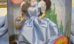 1999 Barbie As Dorthy Wizard of Oz By Mattel - In Box Collector's Item. New in Box. Please Call Sue or Karl at 1---.