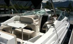 1999 Chaparral cabin cruiser,200 hours on Volvo. Kitchen, bathroom, two sleeping quarters. Moving sale $25,000 call or text 530-923-0464 I DO NOT ACCEPT PAYPAL, CHECKS AND DO NOT NEED HELP SELLING..TY