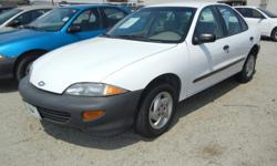 1999 CHEVY CAVALIER VIN: 3G1JC5245XS861002 2.2 LITER 4-CYL AUTOMATIC FRONT WHEEL DRIVE EQUIPMENT AIR CONDITIONING, AMFM STEREO, POWER STEERING, DUAL AIR BAGS, ABS (4 WHEEL), MILEAGE??84464 SELLING FOR??$4,195  LANCASTER AUTO CONSIGNMENT  144