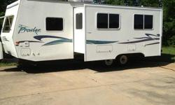 Price: $2000 -- Great condition, everything works --1999 Fleetwood Prowler LS 26H Travel Trailer-- Contact me through contact seller button for more photos and vehicle location.