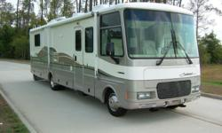 Price: $7400 -- Great condition, everything works -- 1999 FLEETWOOD SOUTHWIND 35 FT MOTOR HOME-- Contact me through contact seller button for more photos and vehicle location.