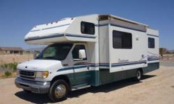 Price: $7800 -- Great condition, everything works --1999 Itasca Sundancer Motor Home-- Contact me through contact seller button for more photos and vehicle location.