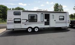Price: $2000 -- Great condition, everything works -- 1999 Jayco 304BH never smoked in Travel Trailer-- Contact me through contact seller button for more photos and vehicle location.