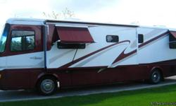 1999 Monaco 38A Diplomat Suite Slide. This is an amazingly well-kept Monaco Diplomat. Features a suite slide for the kitchen area. Six-way Power Driver Seat, 4 New House Batteries and 2 Chassis Batteries, Onan Propane Generator 2nd LP Tank (25.3 gal.),