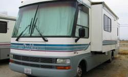 1999 NATIONAL SEA VIEW SERIES M-8331 ONLY 8K MILES 2 DUCTED AC, MICROWAVE CONVECTION, 2 TV, AMFM CD, VCR, GENERATORS, LEVELING JACKS, AWNING, 1 SLIDE, LIKE NEW FOR INFO AND APPOINTMENTS CALL JOE AT 661-965-8789 ASKING $25,000?OBO?OR TRADE