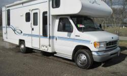 Price: $4800 -- Great condition, everything works --1999 Shasta 240 Sprite Class C MOTOR HOME-- Contact me through contact seller button for more photos and vehicle location.