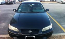 99 CAMRY for $2750 OBO - 104800 miles  - Service records available for review - Winter/emergency accessories included