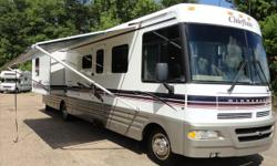 Price: $7800 -- Great condition, everything works --1999 Winnebago Chieftain DOUBLE SLIDES MOTOR HOME-- Contact me through contact seller button for more photos and vehicle location.