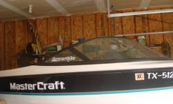 1996 Mastercraft prostar 190; inboard 150 hrs total time one owner;like new show room cond; 275 HP inmar v8;; contact 316 214 3695 anytime #Carlos#
