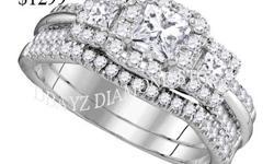 Dbayz diamond store offer large selection of diamond jewelry at dbayz.com