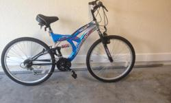 1-bike is almost new. The other bike can be ridden and needs TLC.