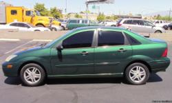 2000 Ford Focus With 125K Miles 4 Cyl Motor Auto Trans Cold A/C Cloth Seats Smogged No Tax 702-296-4060 $2800.00 Cash Only. www.npvaauto.com