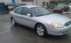 FOR SALE I HAVE A 2000 FORD TAURUS IT IS SILVER IN COLOR WITH GRAY INTERIOR IT WAS JUST SERVICED AND PA INSPECTIED IT IS GOOD TO 1-2015 IT HAS LIKE NEW TIRES NEW BRAKE SEALS AND BRAKE PADS AND IT IS VERY CLEAN IN SIDE ALONG WITH OUT NO DAMAGE TO THE OUT