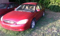 HAPPY JULY 4th SPECIAL !! 2000 Ford Taurus SE V6 183K Miles Hwy/City Looking for a dependable car come to the right place the price is right interior and exterior in good condition nonsmoking very well take care great for a start car someone need get to