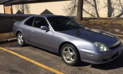 2000 Honda Prelude 144000 miles VTEC Like new tires Sun roof Updated on all service Runs great Updated radio with usb and aux-blue to match interior Has dent in driver side rear panel 3000 OBO