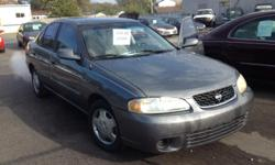 Price:$2,599 Address:Indianapolis, IN 46241 (map) Date Posted:12/17/13 Year:2000 Make:Nissan Model:SENTRA For Sale By:Dealer Description: ZERO 0% INTEREST JUST BRING WITH YOU 1-TWO 2 PROOFS OF INCOME 2-TWO 2 PROOFS OF RESIDENCE 3- FULL COVERAGE INSURANCE