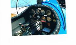 2000 Skybolt Aircraft for Sale. About 600 hours on IO-470 Continual Engine with controllable Hartzell Prop. King VOR and Comunication radio. Capacidance fuel gauge. No inverted fuel or oil, but can handle almost any situation. Annual good until May 2014.