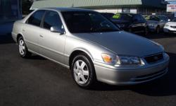 CLICK FOR FULL INVENTORY: http://5starautosale.com/ 916-368-7886 2500 DOWN ! NO CREDIT OK!!! WE DO NO CREDIT CHECK & NO INTEREST FINANCING!!! 2000 TOYOTA CAMRY 4DR SILVER! AUTO! GAS SAVER! LOW MILES! RELIABLE** STK #: 1685 VIN #: JT2BG22K0Y0505264 5 STAR