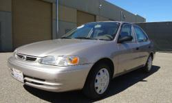 **WE FINANCE GOOD BAD OR NO CREDIT! $1500 DOWN! CALL NOW!! WONT LAST! ONLY 159K MILES! 1-OWNER! CLEAN TITLE! POWER STEERING! DUAL AIRBAGS! ICE COLD A/C! SMOGGED AND READY TO GO! RUNS AND DRIVES AMAZING! GREAT CONDITION INSIDE AND OUT! EXCELLENT GAS SAVER!