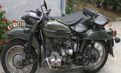 EMAIL : terriharbdxv@horticulturists.net 2000 IMZ Ural 2WD Patrol with a 2006 750cc motor upgrade.The upgraded 750cc motor has only 4,539 km on it. It has a tank shift for the reverse gear. The bike is in good running condition.