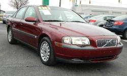 2000 Volvo S80 with only 101,221 miles. Has an automatic transmission and is a one owner vehicle. Carfax available upon request, Make an offer Today! If interested, please email or contact by call or text at (317)445-8157