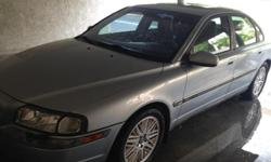2000 volvo s80 t6 190k miles All power everything with moonroof upgraded rims low profile tires Tags are 1 year old. Starts up great Runs decent, Auto shift handle gets stuck needs new bearings I think. Windows all work. Leather interior, needs a new